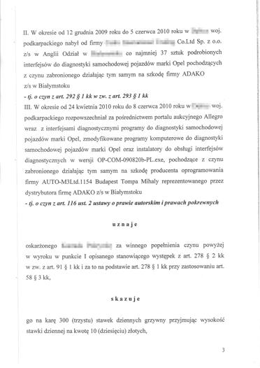 Wyrok strona 3