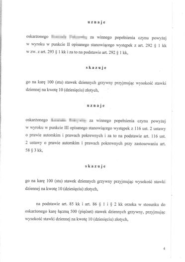 Wyrok strona 4