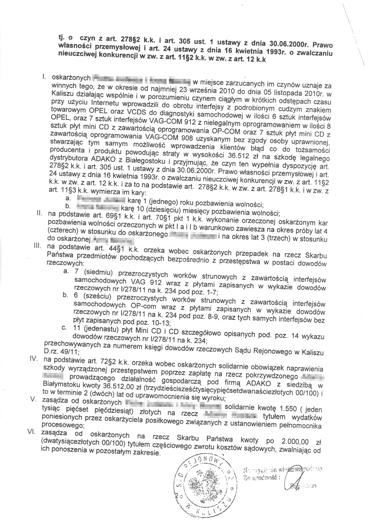 Wyrok strona 2